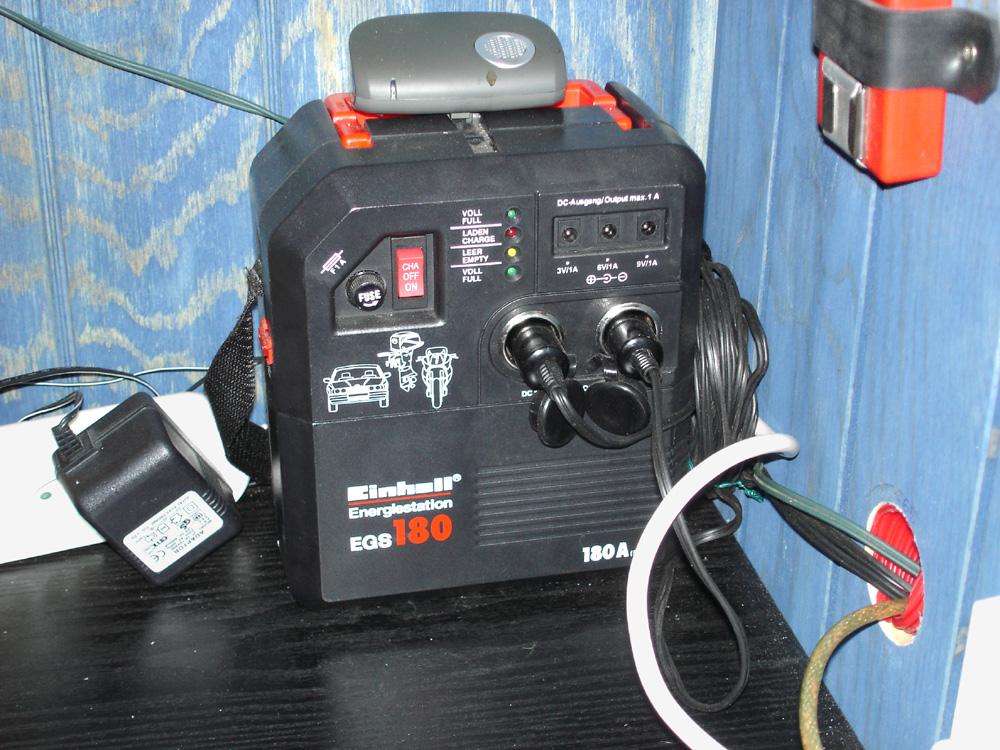Energistation 12v